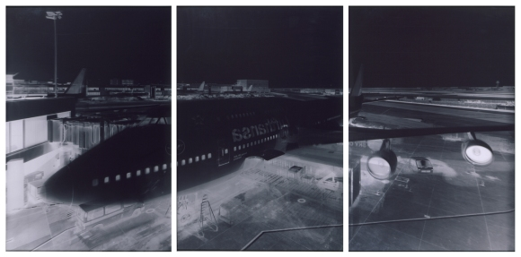 Lutter, Frankfurt Airport V, April 19, 2001, 2004_5