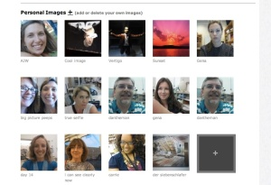 personalimages in portfolio copy